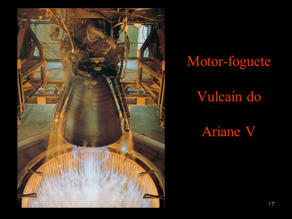 Motor-foguete Vulcain do Ariane V
