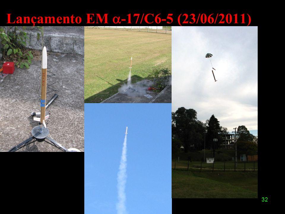 Lançamento EM -17/C6-5 (23/06/2011)