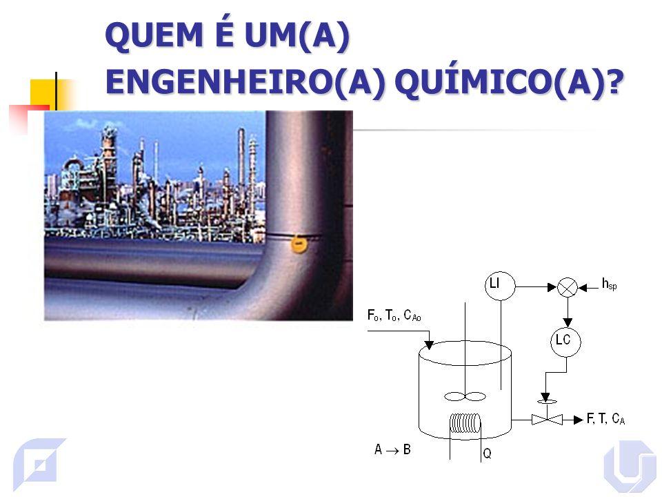 QUEM É UM(A) ENGENHEIRO(A) QUÍMICO(A)