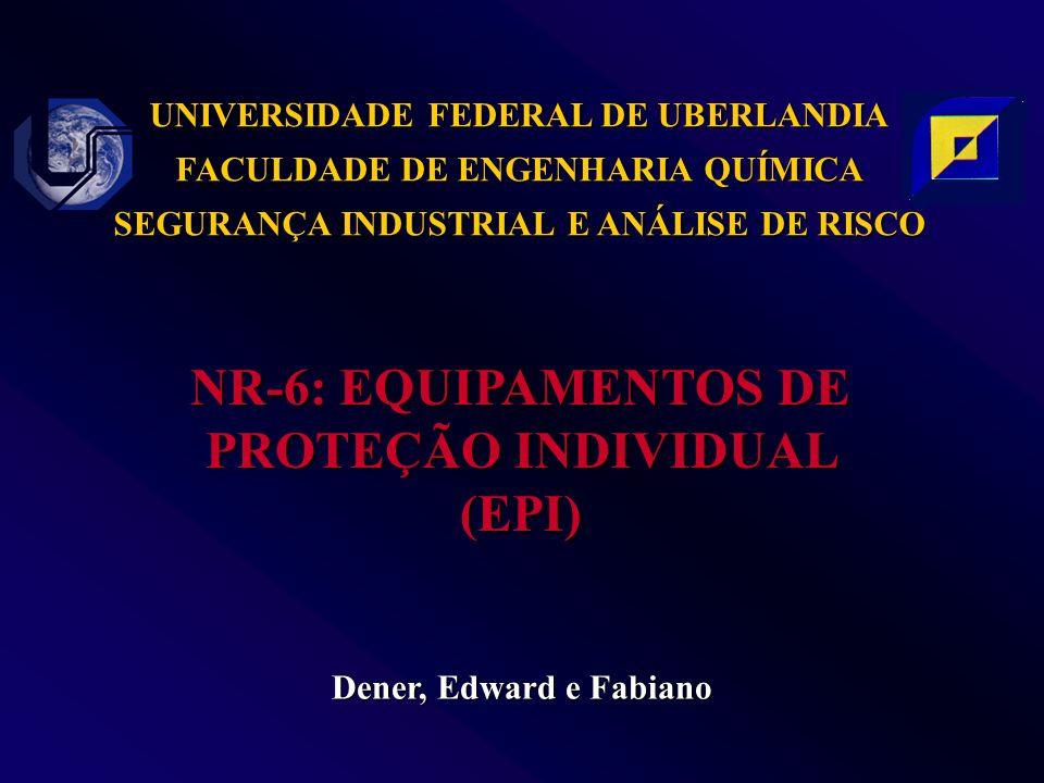 f3664133a55f0 NR-6  EQUIPAMENTOS DE PROTEÇÃO INDIVIDUAL (EPI) - ppt video online ...