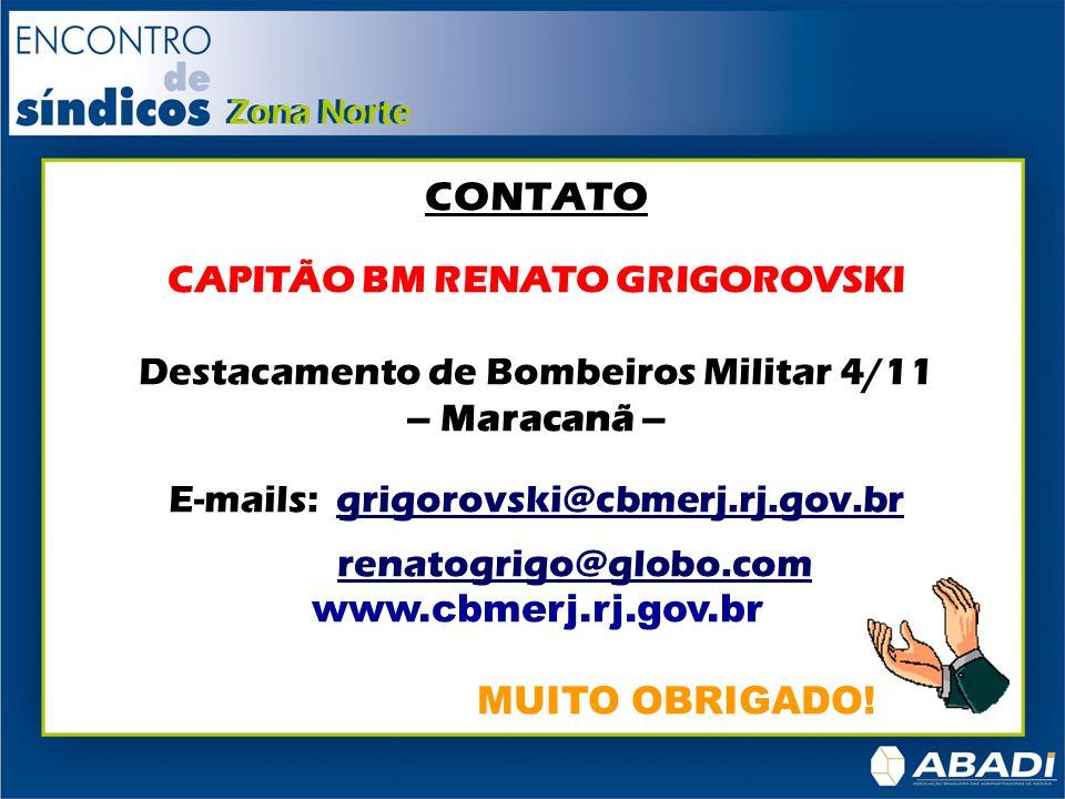 CAPITÃO BM RENATO GRIGOROVSKI