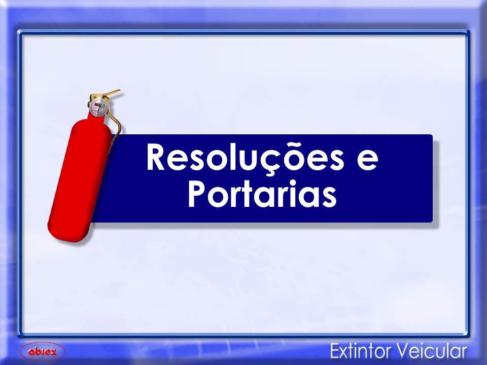 Resoluções e Portarias