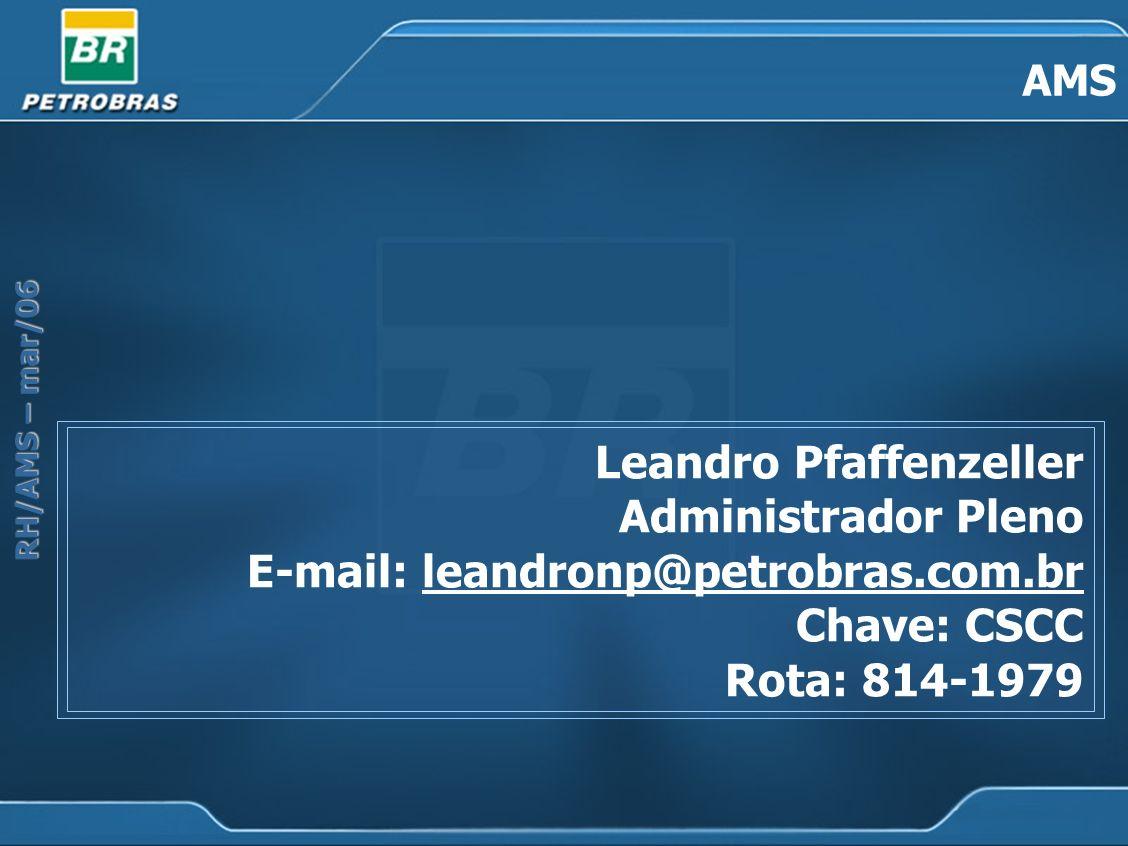 Leandro Pfaffenzeller Administrador Pleno
