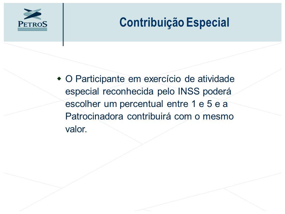 Contribuição Especial