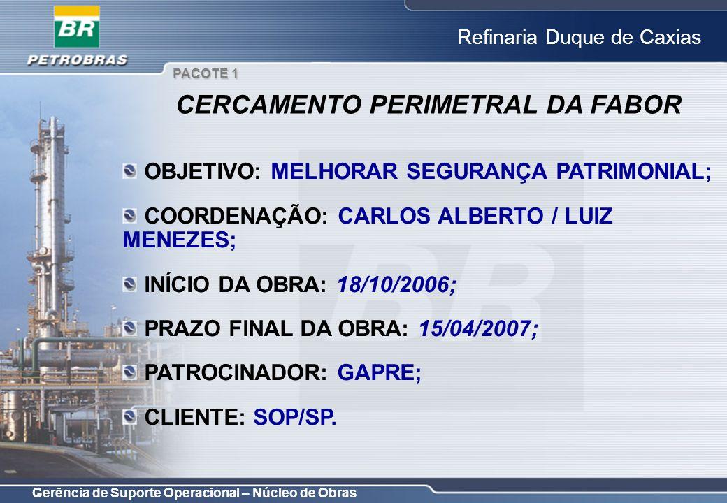 CERCAMENTO PERIMETRAL DA FABOR