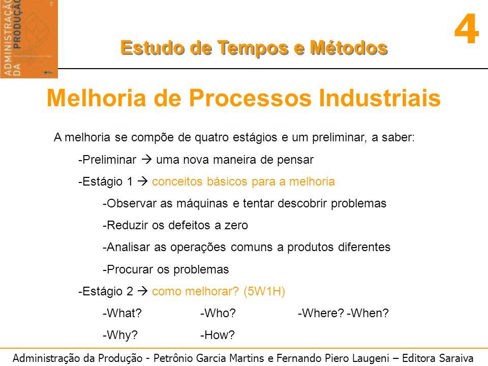 Melhoria de Processos Industriais