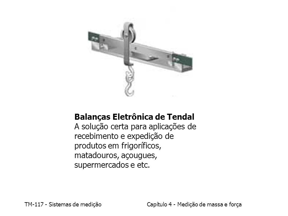 Balanças Eletrônica de Tendal
