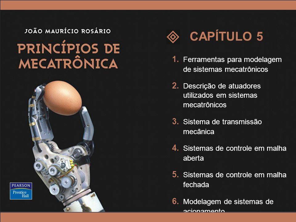 CAPÍTULO 5 1. Ferramentas para modelagem de sistemas mecatrônicos