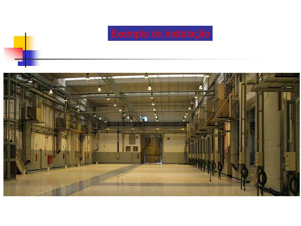 Exemplo de instalação