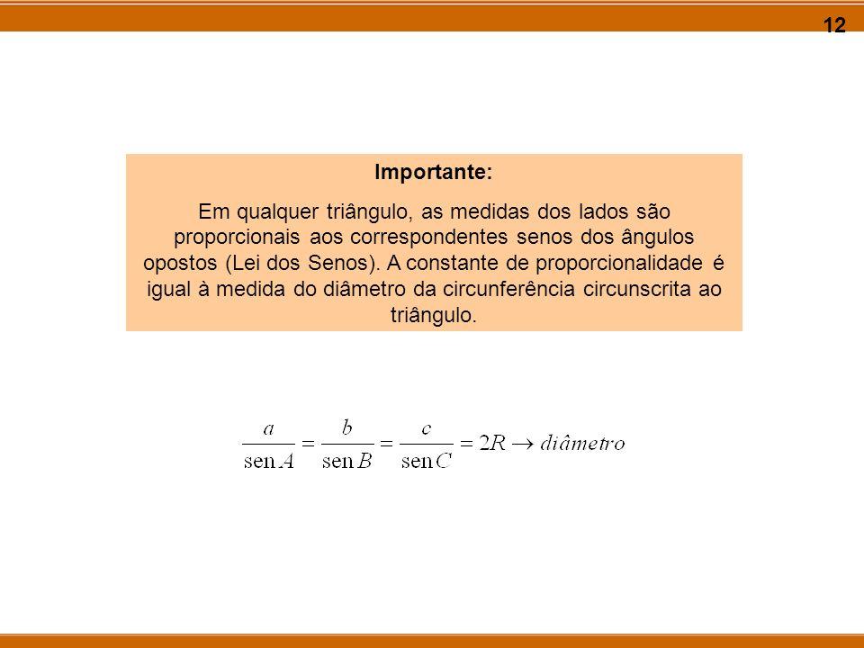 12 Importante: