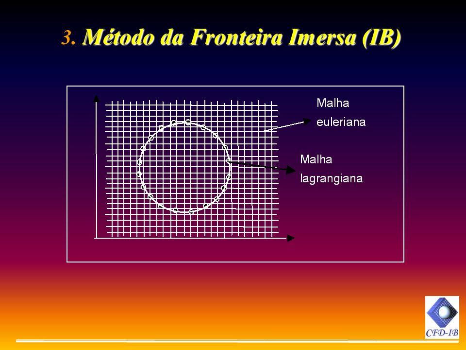 3. Método da Fronteira Imersa (IB)