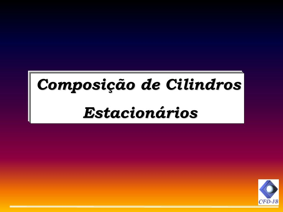 Composição de Cilindros