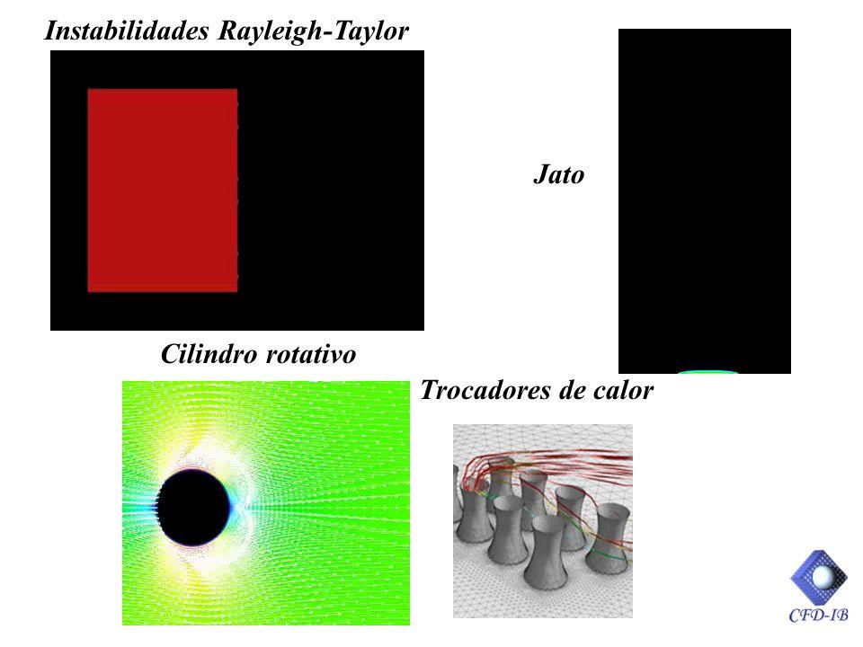 Instabilidades Rayleigh-Taylor