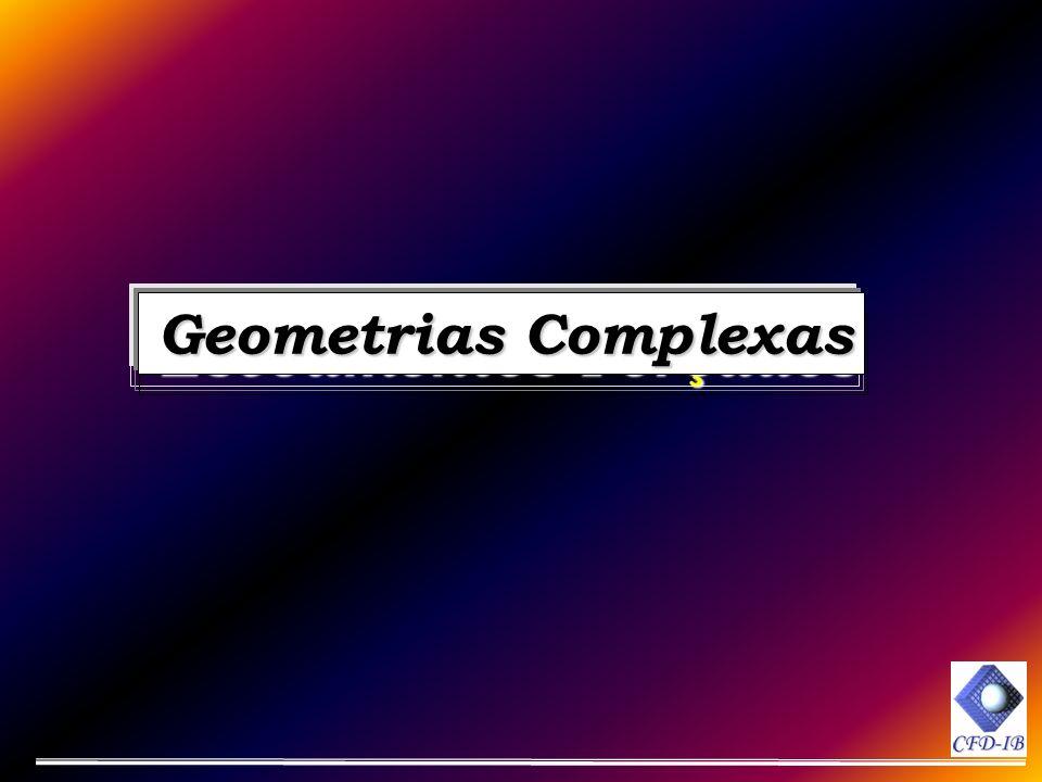 Geometrias Complexas Escoamentos Forçados