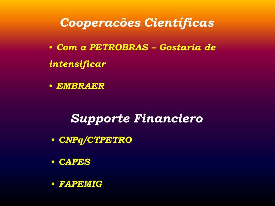 Cooperacões Científicas