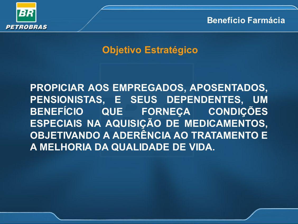 Benefício Farmácia Objetivo Estratégico.