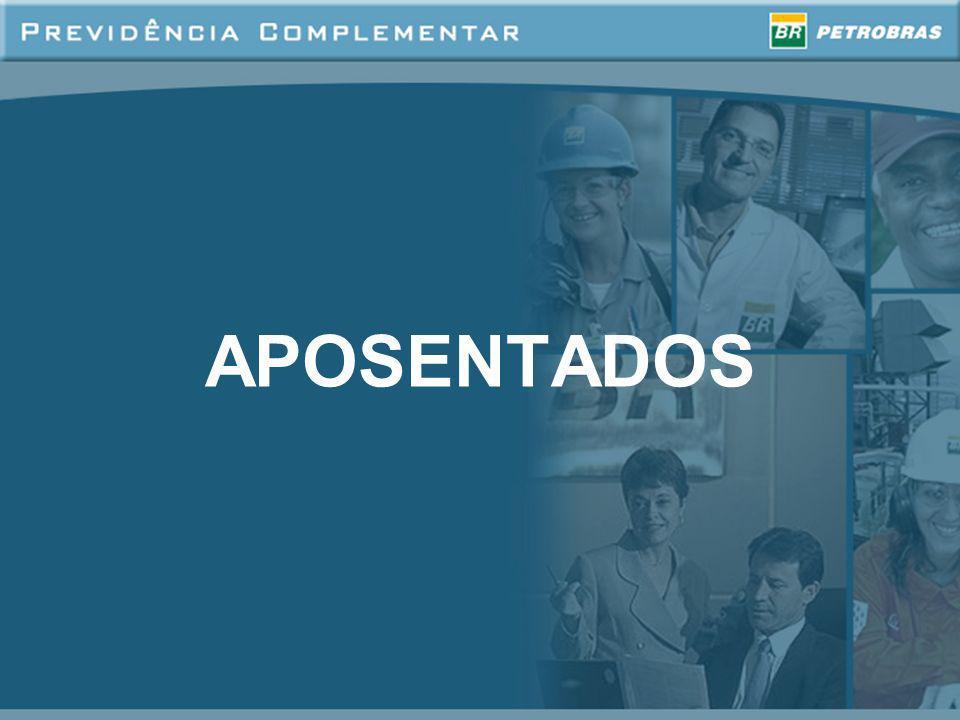 APOSENTADOS