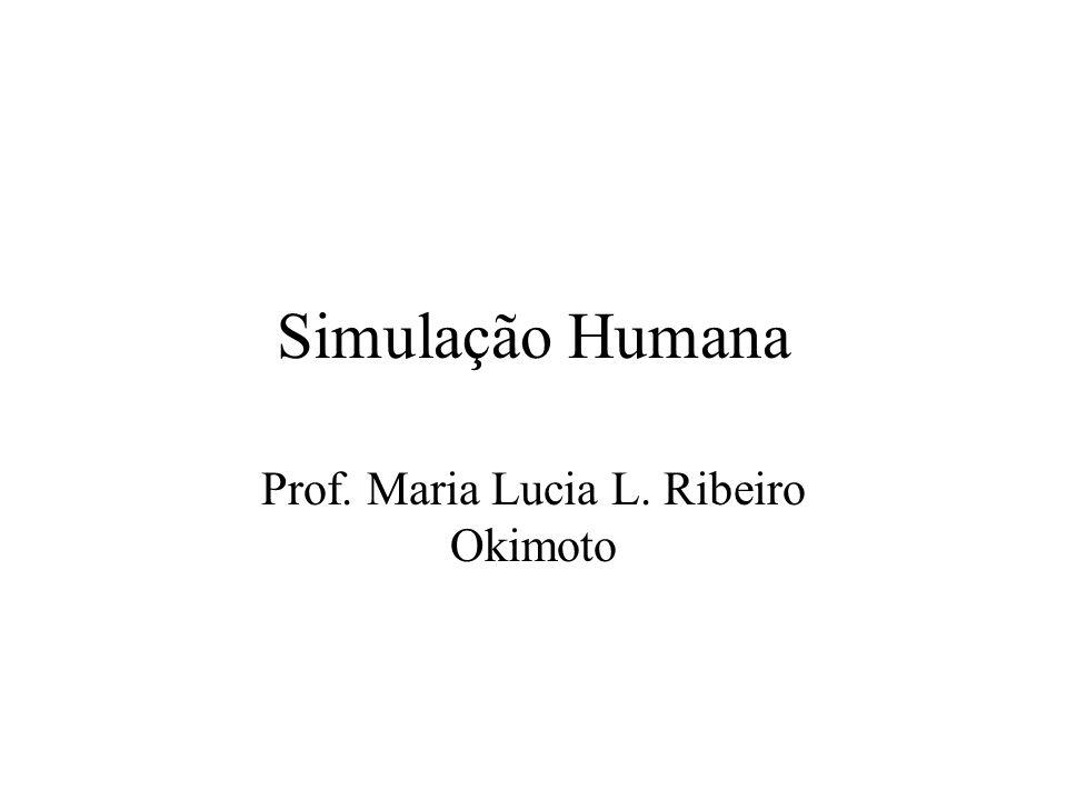 Prof. Maria Lucia L. Ribeiro Okimoto