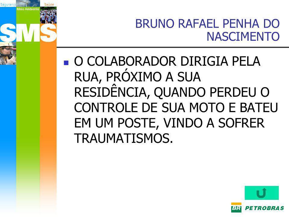 BRUNO RAFAEL PENHA DO NASCIMENTO