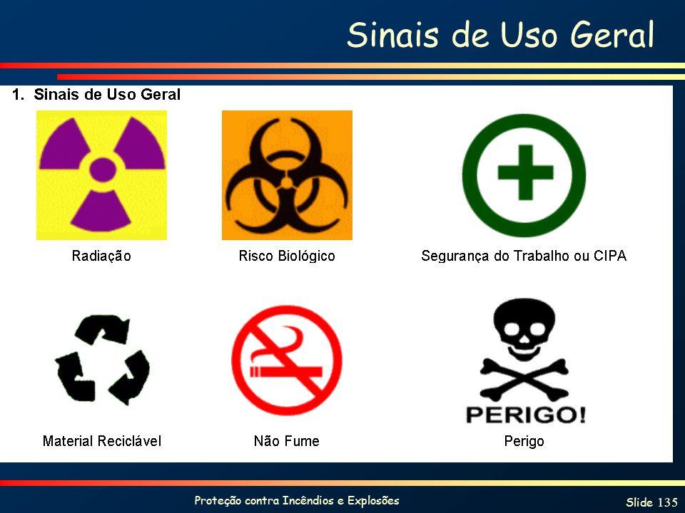 Proteção contra Incêndios e Explosões