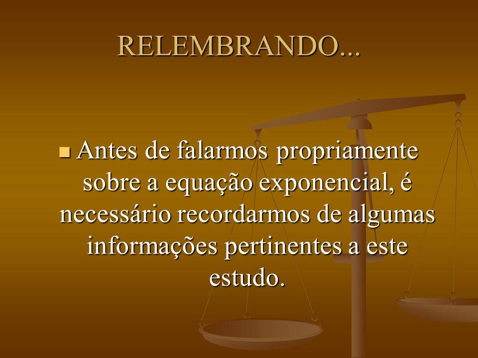 RELEMBRANDO...