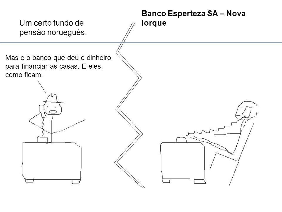 Banco Esperteza SA – Nova Iorque