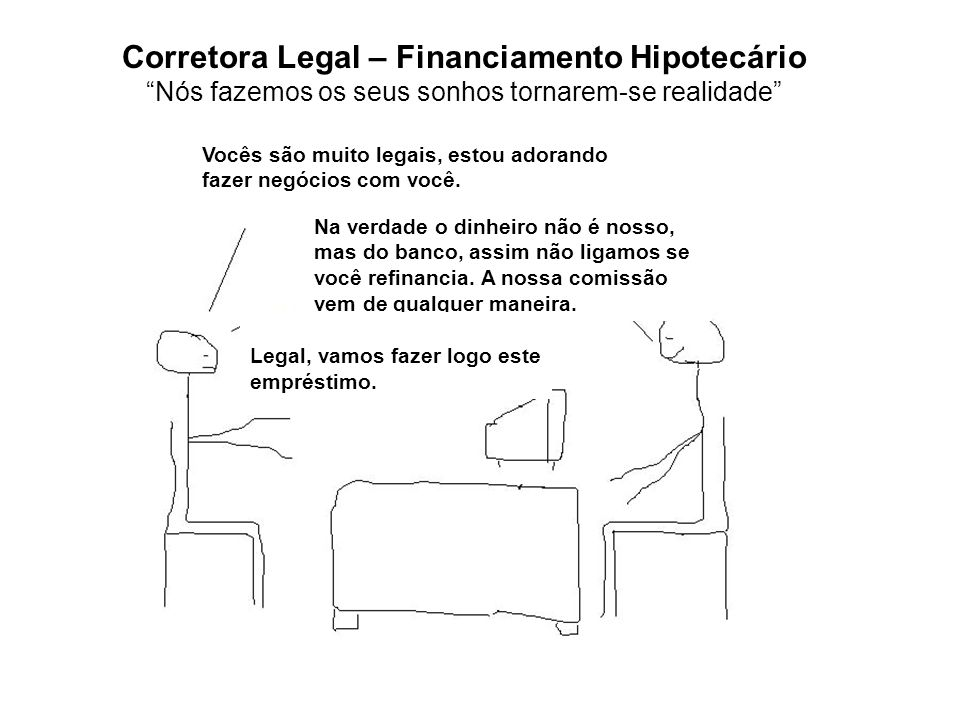 Corretora Legal – Financiamento Hipotecário