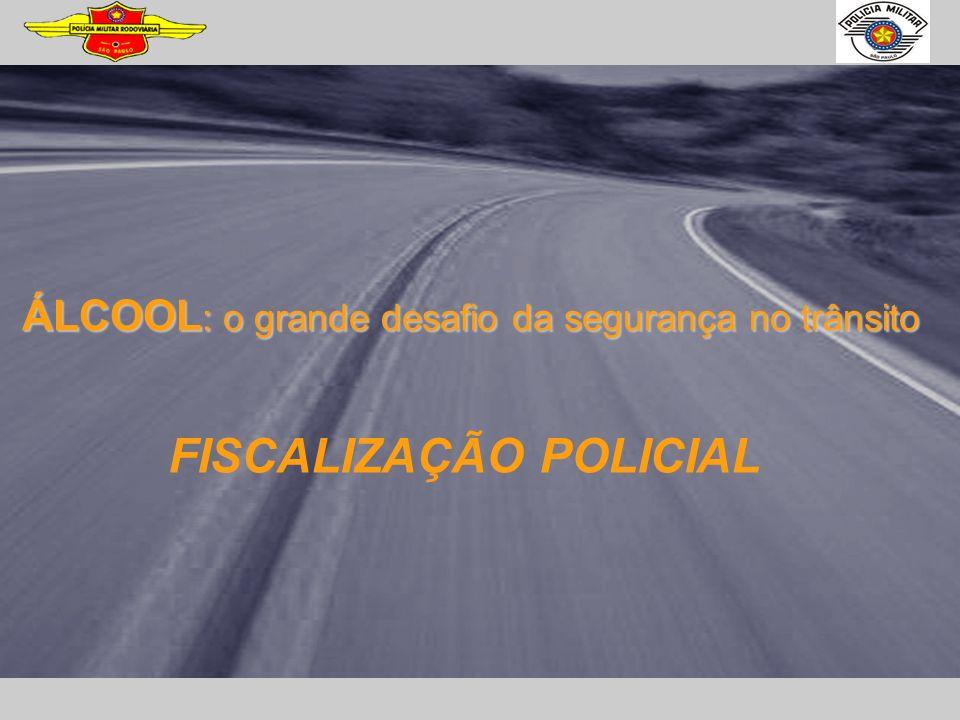 FISCALIZAÇÃO POLICIAL