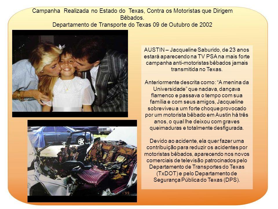 Departamento de Transporte do Texas 09 de Outubro de 2002