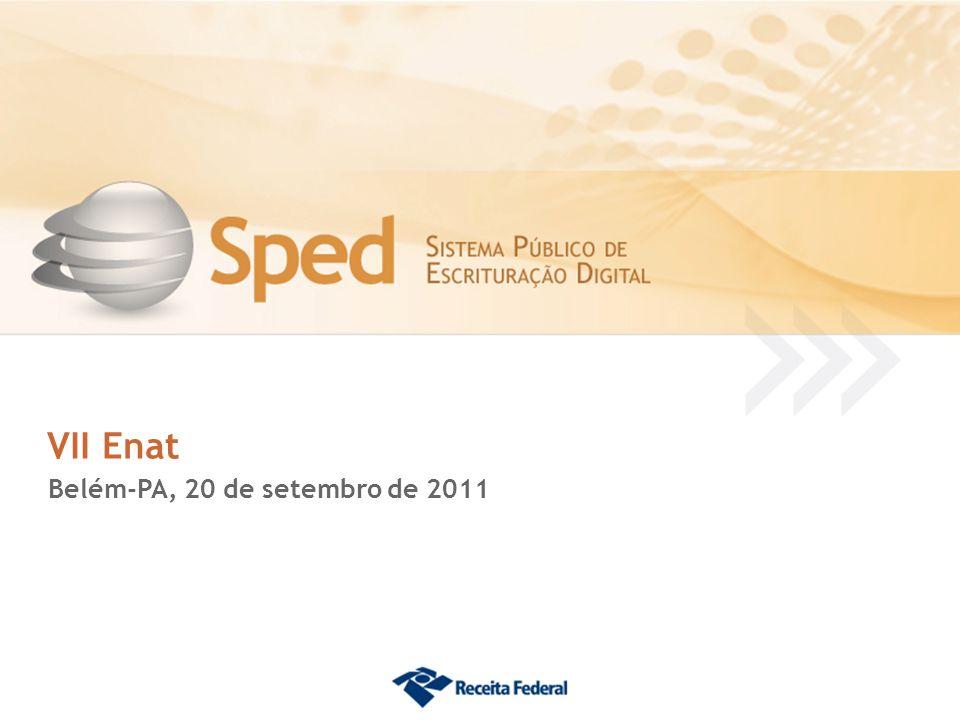 VII Enat Belém-PA, 20 de setembro de 2011