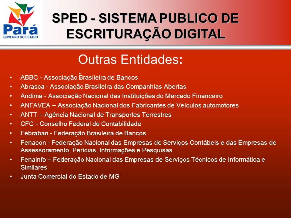 Outras Entidades: : ABBC - Associação Brasileira de Bancos