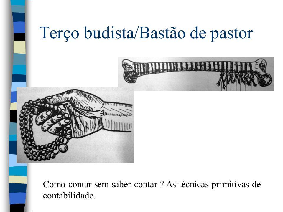 Terço budista/Bastão de pastor