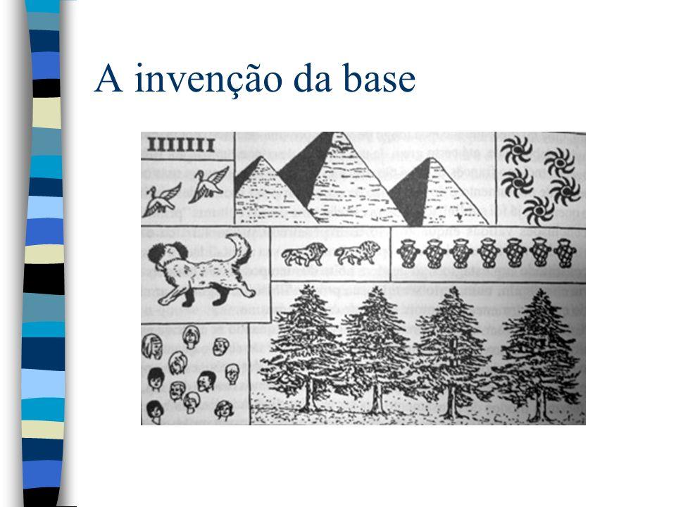A invenção da base