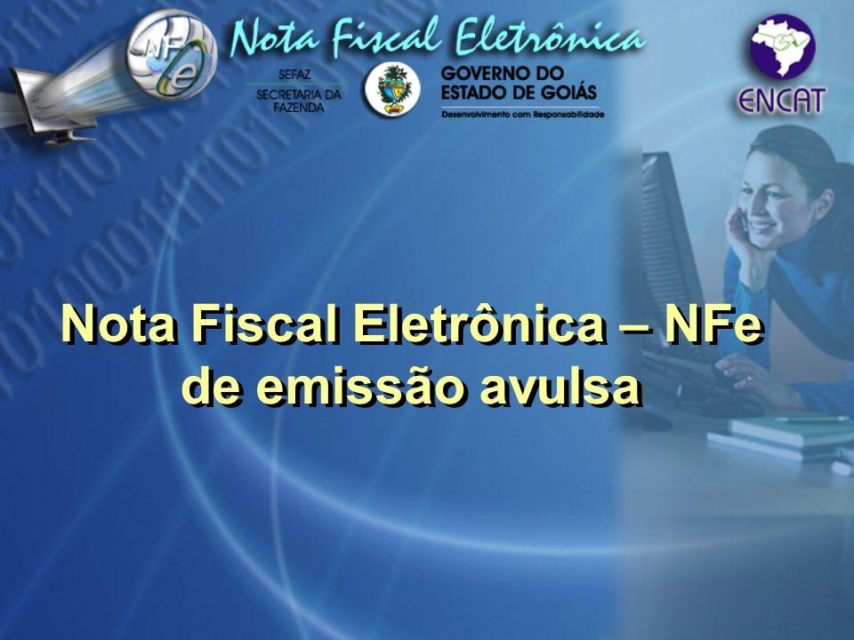 Nota Fiscal Eletrônica – NFe