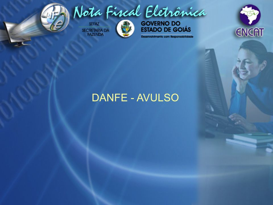 DANFE - AVULSO
