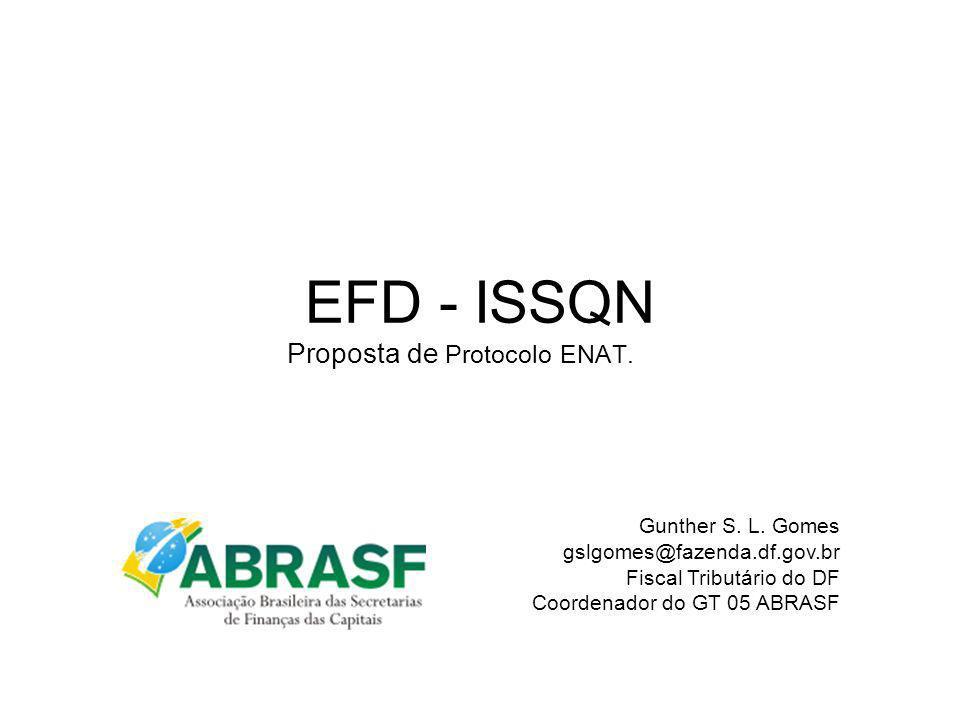Proposta de Protocolo ENAT.
