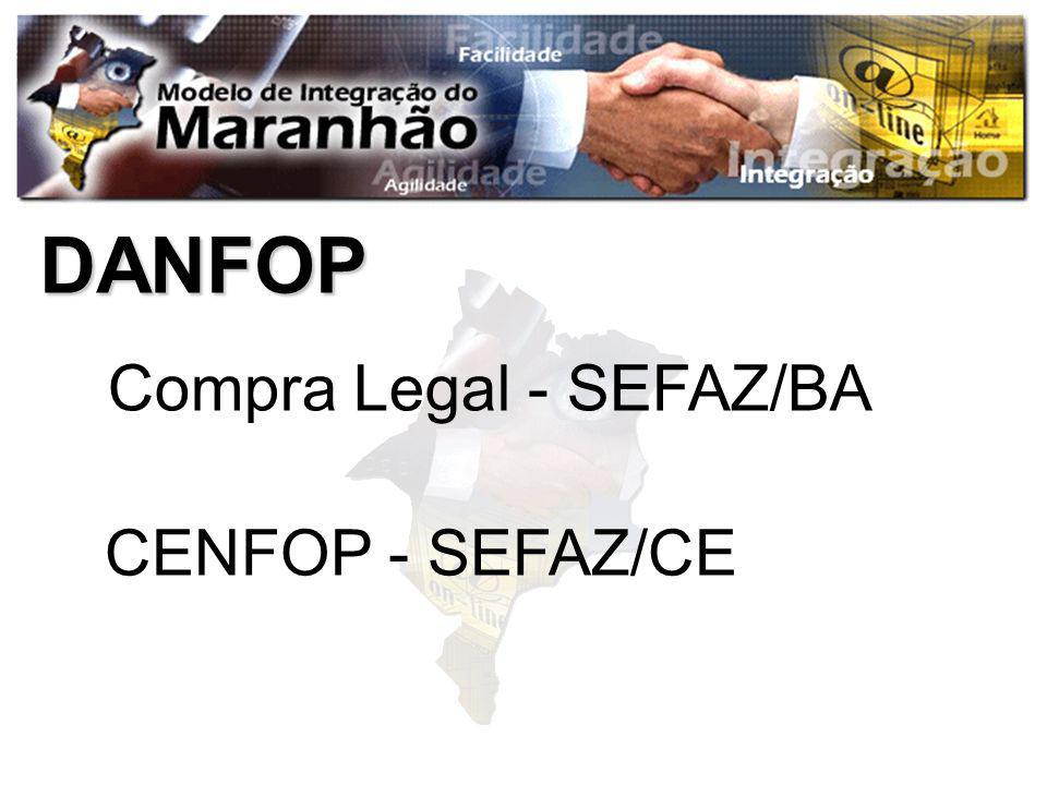 Compra Legal - SEFAZ/BA
