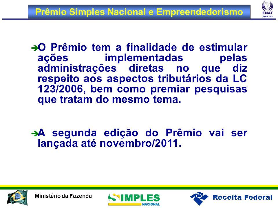 Prêmio Simples Nacional e Empreendedorismo
