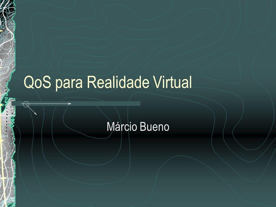 QoS para Realidade Virtual