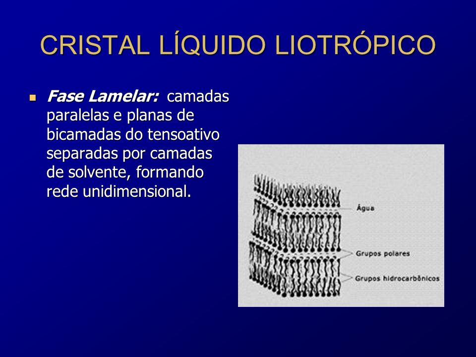 CRISTAL LÍQUIDO LIOTRÓPICO