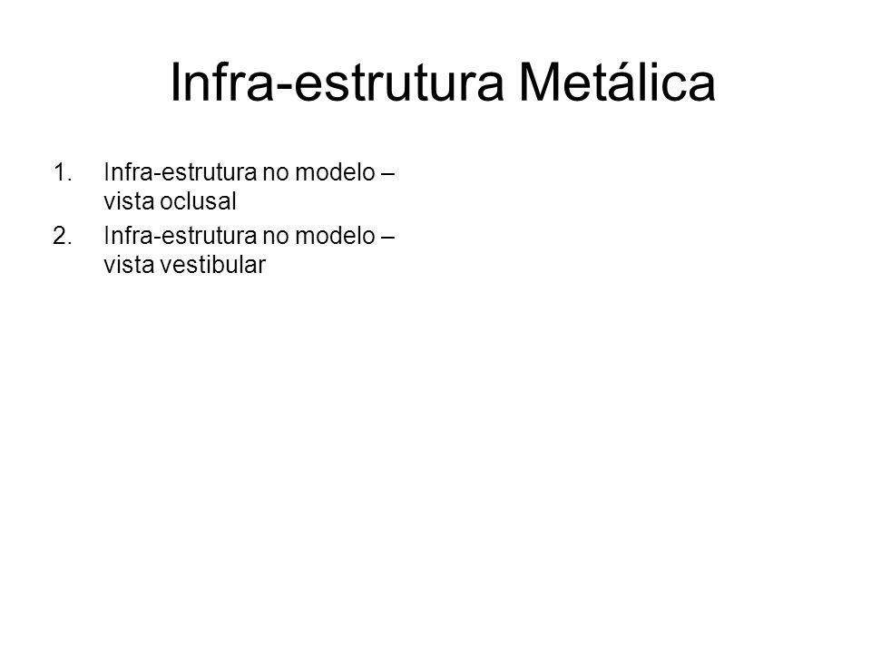 Infra-estrutura Metálica