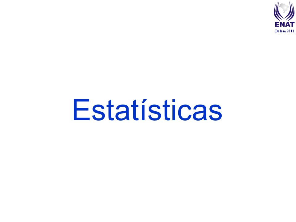 Estatísticas 00:00: