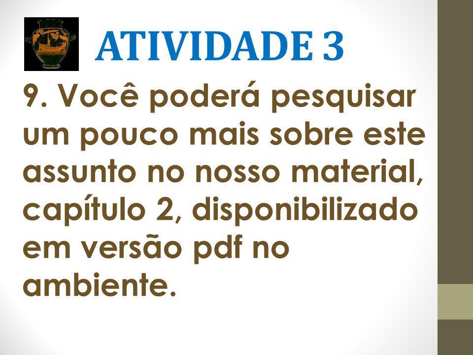ATIVIDADE 3 9.