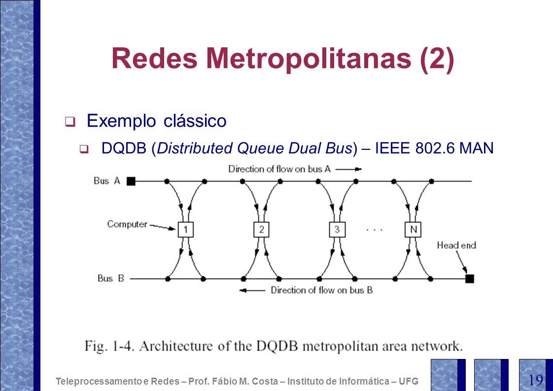 Redes Metropolitanas (2)
