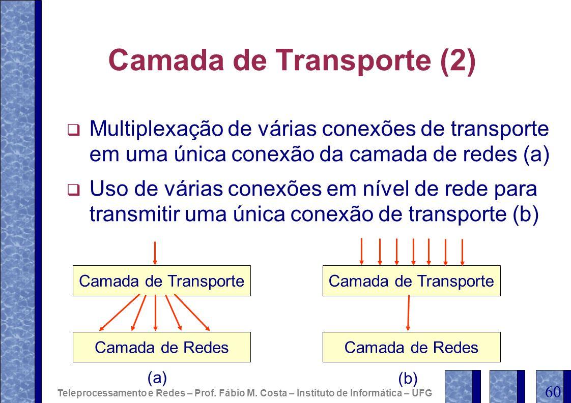 Camada de Transporte (2)