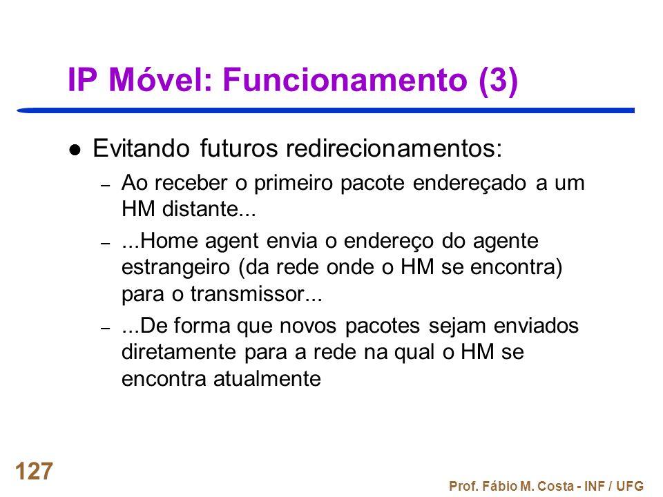 IP Móvel: Funcionamento (3)