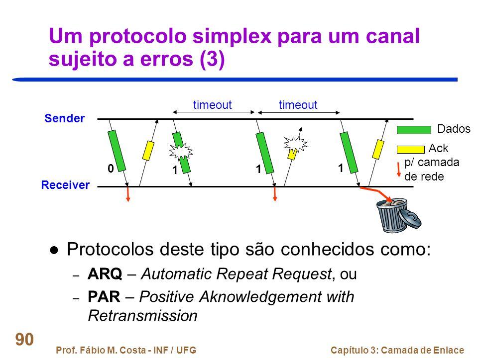 Um protocolo simplex para um canal sujeito a erros (3)