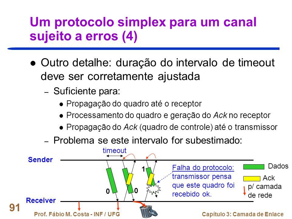 Um protocolo simplex para um canal sujeito a erros (4)
