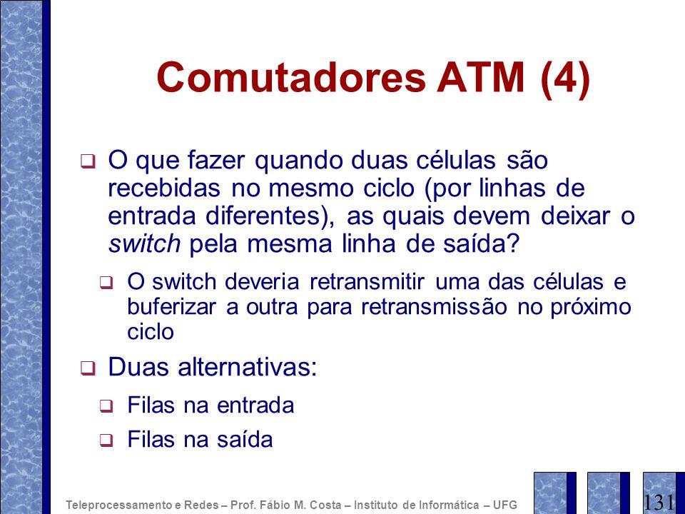 Comutadores ATM (4)