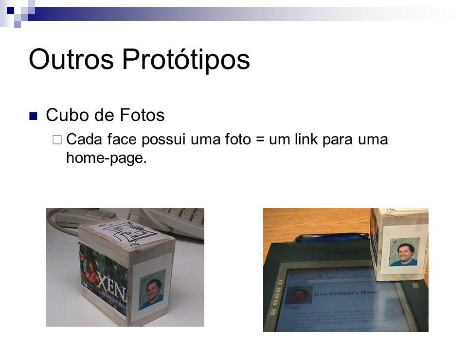 Outros Protótipos Cubo de Fotos